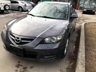 Used 2007 Mazda MAZDA3 for sale in Brampton, ON
