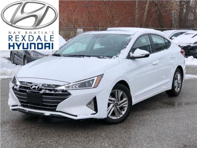 2020 Hyundai Elantra Preferred w-Sun & Safety Package IVT