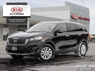Used 2019 Kia Sorento EX, 7 PASSENGER, CARFAX CLEAN!! for sale in Kitchener, ON