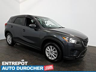 Used 2016 Mazda CX-5 GX Automatique - AIR CLIMATISÉ - Groupe Électrique for sale in Laval, QC