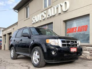 Used 2009 Ford Escape 4WD 4DR V6 AUTO XLT for sale in Hamilton, ON