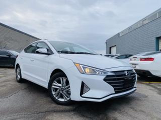 Used 2020 Hyundai Elantra |PREFERRED|SUNROOF|HEATED SEATS|APPLE CARPLAY & MUCH MORE! for sale in Brampton, ON