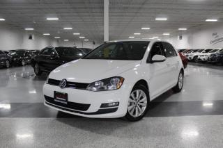 Used 2015 Volkswagen Golf TSI I NO ACCIDENTS I LEATHER I REAR CAM I HEATED SEATS I BT for sale in Mississauga, ON