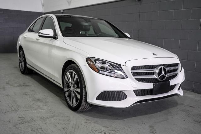 2017 Mercedes-Benz C-Class(SOLD) C300 4MATIC Sedan| Collision Warning|Blind Spot|Clean CARFAX|Backup Camera|NAV|PANO