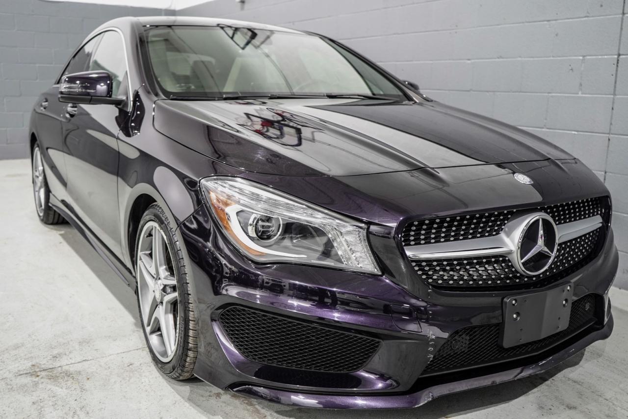 2016 Mercedes-Benz (SOLD) CLA-Class