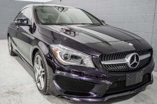 Used 2016 Mercedes-Benz (SOLD) CLA-Class CLA250 4MATIC|Clean CARFAX|AMG Package|Blind Spot|NAV|PANO for sale in Brampton, ON