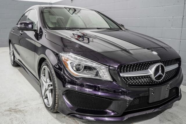 2016 Mercedes-Benz CLA-Class CLA250 4MATIC|Clean CARFAX|AMG Package|Blind Spot|NAV|PANO