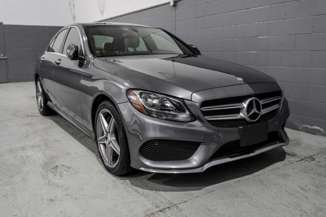 2017 Mercedes-Benz C-Class C300 4MATIC Sedan|AMG PACKAGE|AWD|360 Camera|NAV| PANO