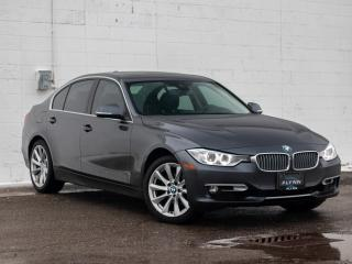 Used 2014 BMW 3 Series 328i xDrive Sedan LOADED LOW KMS DRIVERS ASSIST for sale in St. Catharines, ON