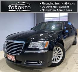 Used 2014 Chrysler 300 RWD Leather Bluetooth Push Start Clean CARFAX for sale in North York, ON