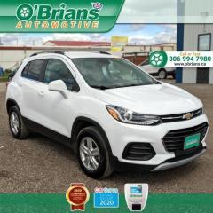 Used 2019 Chevrolet Trax LT w/Mfg Warranty, AWD, Backup Camera, Cmd Start for sale in Saskatoon, SK