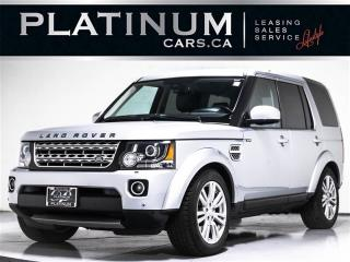 Used 2014 Land Rover LR4 HSE LUXURY, 7 PASSENGER, NAV, PANO, 360 CAM for sale in Toronto, ON