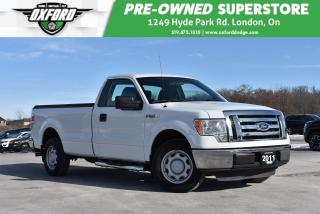 Used 2011 Ford F-150 XL - Low Kms, Well Maintained, Great Work Truck for sale in London, ON