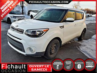 Used 2018 Kia Soul EX **** ROUES D HIVER INCLUS*** for sale in Châteauguay, QC