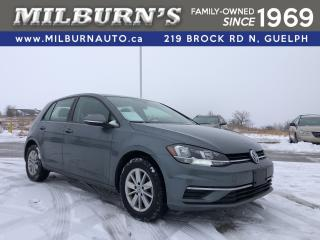 Used 2019 Volkswagen Golf 1.4 TSI Comfortline for sale in Guelph, ON