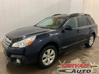Used 2013 Subaru Outback 2.5i Touring AWD MAGS *Traction intégrale* for sale in Trois-Rivières, QC
