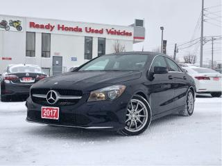 Used 2017 Mercedes-Benz CLA-Class CLA 250 4Matic - Leather - Navigation - for sale in Mississauga, ON