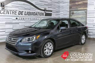 Used 2017 Subaru Legacy 2.5i w/Touring Pkg for sale in Laval, QC