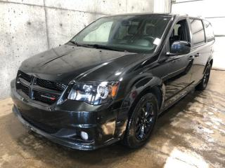 Used 2019 Dodge Grand Caravan GT CUIR CAMERA RECUL SIEGES ET VOLANT CHAUFFANTS BLUETOOTH  2RM 283HP for sale in St-Nicolas, QC