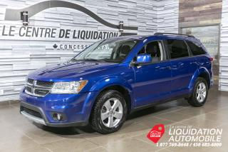 Used 2012 Dodge Journey SXT for sale in Laval, QC