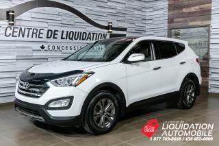 Used 2013 Hyundai Santa Fe Luxury for sale in Laval, QC