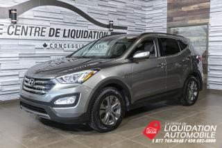 Used 2013 Hyundai Santa Fe GL for sale in Laval, QC