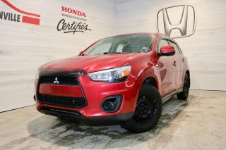 Used 2014 Mitsubishi RVR 2 RM 4 portes boîte manuelle ES for sale in Blainville, QC