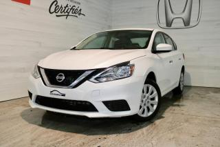Used 2017 Nissan Sentra SV**AUTOMATIQUE** for sale in Blainville, QC