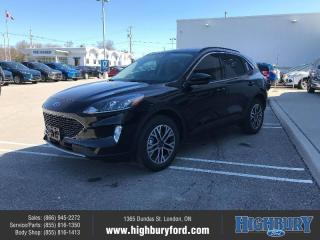 New 2020 Ford Escape SEL for sale in London, ON