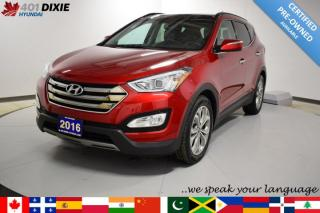 Used 2016 Hyundai Santa Fe Sport Limited Adventure Edition for sale in Mississauga, ON