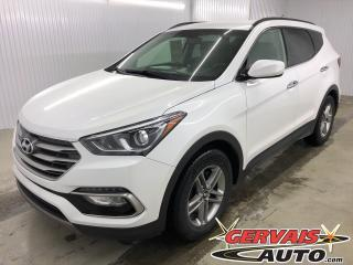 Used 2018 Hyundai Santa Fe SPORT AWD MAGS CAMÉRA SIÈGES CHAUFFANTS BLUETOOTH *Traction intégrale* for sale in Shawinigan, QC