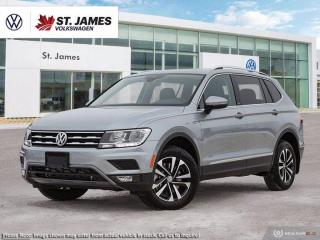 New 2020 Volkswagen Tiguan IQ Drive *** DEMO *** Winter Wheel Package for sale in Winnipeg, MB