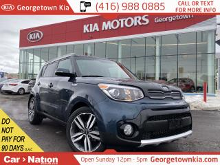 Used 2018 Kia Soul EX TECH | LEATHER | PANO ROOF | PWR SEAT | for sale in Georgetown, ON