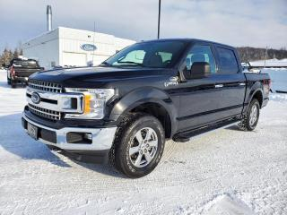 Used 2018 Ford F-150 XTR, CREW CAB, 4X4, BAS KM, for sale in Vallée-Jonction, QC