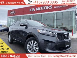 Used 2019 Kia Sorento LX | ONE OWNER | ACCIDENT FREE | WARRANTY | for sale in Georgetown, ON