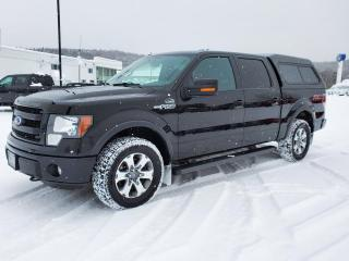 Used 2013 Ford F-150 FX4, CREW , V8 5L, 4X4, TOIT OUVRANT for sale in Vallée-Jonction, QC