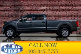 Used 2018 Ford F-250 4x4 Crew Cab XLT Longbox BCam for sale in Red Deer, AB