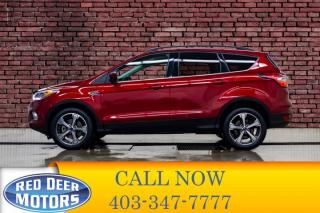 Used 2017 Ford Escape AWD SE Leather BCam for sale in Red Deer, AB