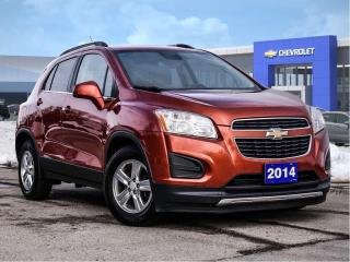 Used 2014 Chevrolet Trax 2LT for sale in Markham, ON