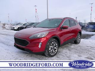 New 2020 Ford Escape Titanium Hybrid for sale in Calgary, AB