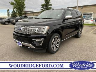 New 2020 Ford Expedition Platinum for sale in Calgary, AB
