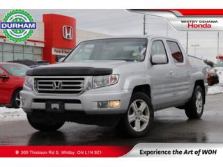 Used 2012 Honda Ridgeline 4WD Crew Cab Touring for sale in Whitby, ON