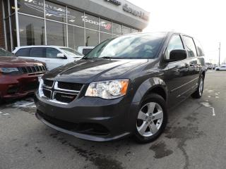 Used 2017 Dodge Grand Caravan SE PLUS ALUMINUM WHEELS/SUNSCREEN GLASS for sale in Concord, ON