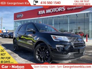 Used 2018 Ford Explorer XLT | NAVI | PANO ROOF | LEATHER | AWD | 7 PASS for sale in Georgetown, ON
