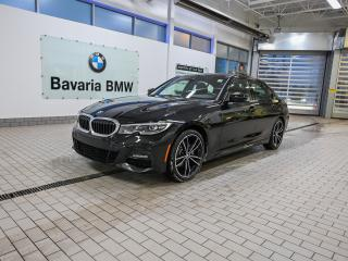 Used 2020 BMW 330i xDrive Sedan (5R79) for sale in Edmonton, AB