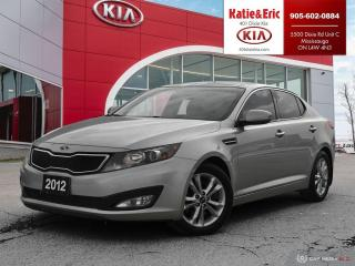 Used 2012 Kia Optima EX Turbo for sale in Mississauga, ON
