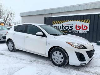 Used 2010 Mazda MAZDA3 Sport Hatchback for sale in Laval, QC