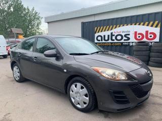 Used 2010 Mazda MAZDA3 ( AUTOMATIQUE - 164 000 KM ) for sale in Laval, QC