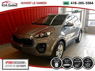 Used 2019 Kia Sportage LX* AWD* CAMERA* SIEGES CHAUFFANTS* for sale in Québec, QC