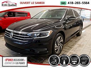 Used 2018 Volkswagen Jetta Execline* GPS* CUIR* CECI EST UN 2019* for sale in Québec, QC